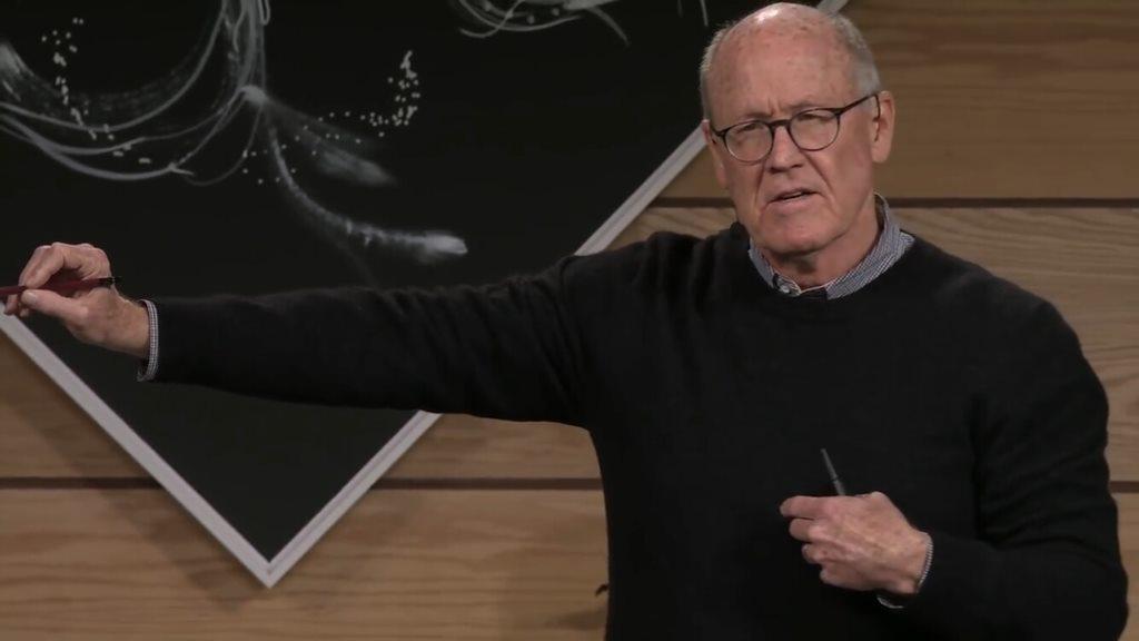 Source : On Creativity and Technology, with Legendary Animator Glen Keane (Google I/O'19) - YouTube
